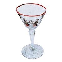 Libbey Pickwick Liquor Cocktail Glass