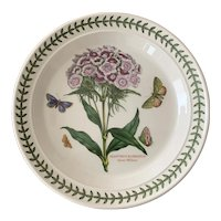 Portmeirion Botanic Garden Sweet William Coupe Salad Plate