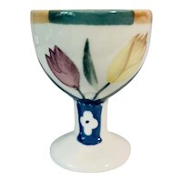 English Tulip Egg Cup