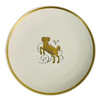 Vintage Zodiac Aries Plate by Schumann Arzberg