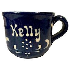 Kelly Majolica Mug