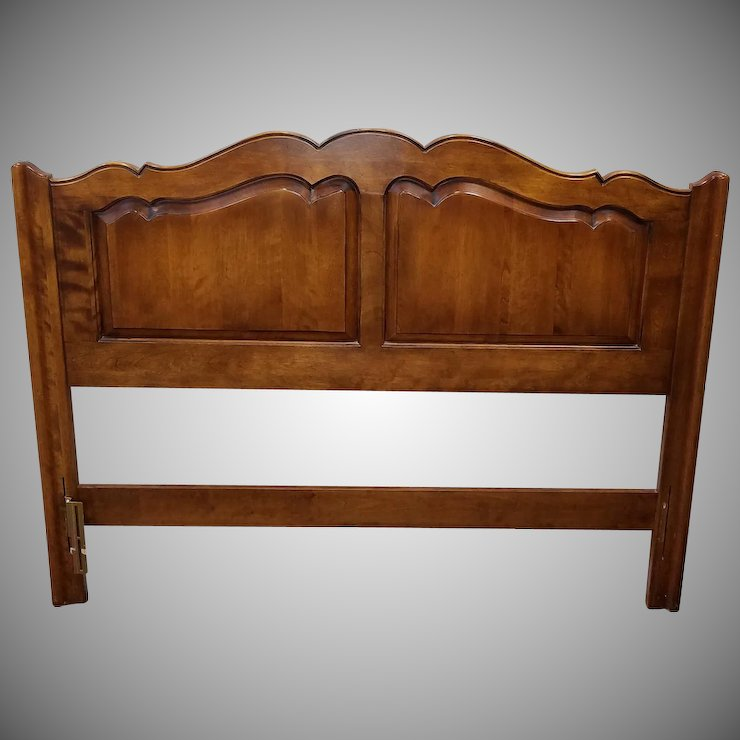 Ethan Allen Country French Bedroom Full Size Headboard 26 560