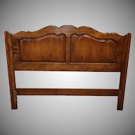 Ethan Allen Country French Bedroom Full Size Headboard #26-560