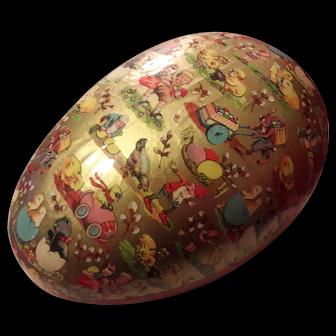 Nice German Easter Egg Box large size