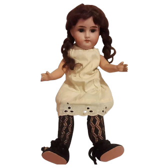 """10"""" French Doll with lovely face"""
