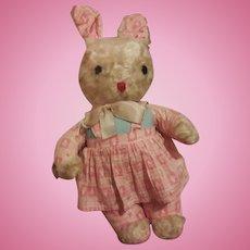 Vintage Gund Creation Bunny Girl