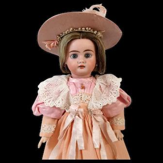 Bahr and Proschild Antique German Bisque Head Doll