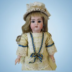 d00d12b9d2e Rare Antique German Bisque Head Doll Guido Knauth 501
