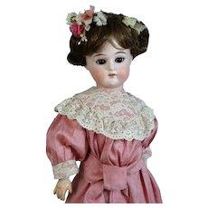 Antique German Bisque Head Doll Kammer & Reinhardt 191