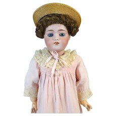 Johann Daniel Kestner JDK 168 Antique German Bisque Head Doll