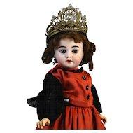 Rare French Antique Bisque Head Doll Fleischmann & Bloedel Fortune Teller