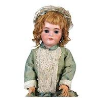 Antique German Bisque Head Doll Simon Halbig S&H 1078