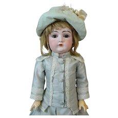 Antique German Bisque Head Doll Kestner JDK 129