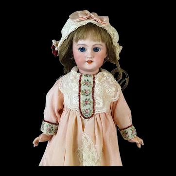 Simon & Halbig DEP Jumeau Antique Bisque Head Doll