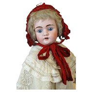 Antique German Bisque Head Doll Bahr & Proschild  B&P 444