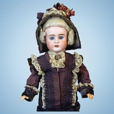 Antique German Bisque Head Doll Bahr & Proschild B&P 247
