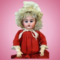 Antique German Bisque Head Doll Bahr & Proschild B&P 320 DEP