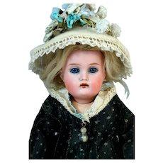 K&R 192 Kammer & Reinhardt Antique German Bisque Head Doll