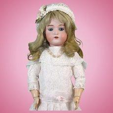 Bruno Schmidt Antique German Bisque Head Doll