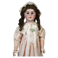 Antique French Bisque Head Doll S&H DEP 11 Jumeau