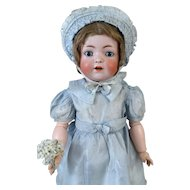 Antique German Bisque Head Doll Franz Schmidt FS & Co 1295