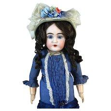 Antique German Bisque Head Doll Bahr & Proschild B&P 340 DEP