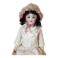 Simon & Halbig 1248 Santa Antique German Bisque Head Doll