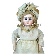 Antique French Bisque Head Doll Rabery & Delphieu R&D