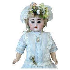 Antique German Bisque Head Doll Simon & Halbig S&H 1139