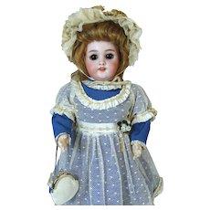 Antique German Bisque Head Doll Simon & Halbig S&H 1269