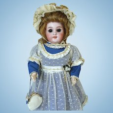 Antique German Bisque Head Doll Simon & Halbig S&H 1269