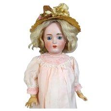 Daisy Johann Daniel Kestner JDK 171 Antique German Bisque Head Doll