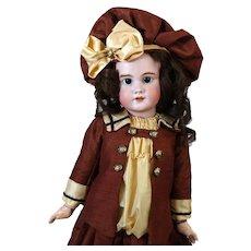 Simon & Halbig DEP 11 Jumeau Antique French Bisque Head Doll