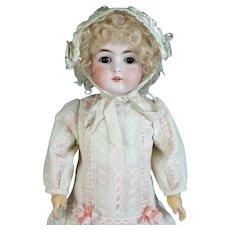 Johann Daniel Kestner 152 Antique German Bisque Head Doll