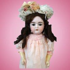 Antique German Bisque Head Doll Johann Daniel Kestner JDK 152