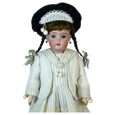 Simon Halbig SH 1299 Antique German Bisque Head Doll