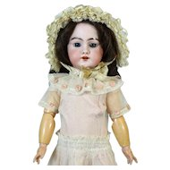 Antique French Bisque Head Doll DEP 7