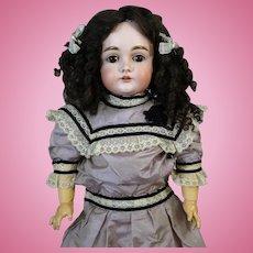 Johann Daniel Kestner JDK 167 Antique German Bisque Head Doll