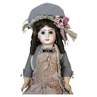 Antique French Bisque Head Doll  Jumeau 9