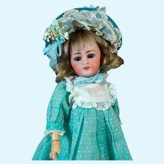 Simon & Halbig 1248 Santa Antique German Bisque Head Doll