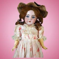 Johann Daniel Kestner JDK 149 Antique German Bisque Head Doll