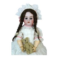 Kammer & Reinhardt  Antique  German Bisque Head Doll K&R S&H