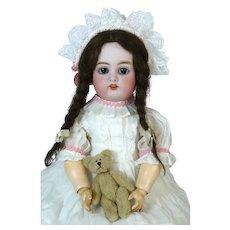 Kammer & Reinhardt  Antique  German Bisque Head Doll K&R S&H
