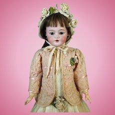 Franz Schmidt Antique German Bisque Head Doll