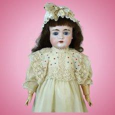 Antique German Bisque Head Doll Johann Daniel Kestner JDK 129