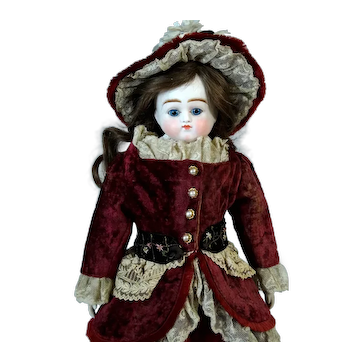 Antique German Belton-Type Doll