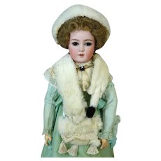 Antique German Bisque Head Doll Simon Halbig S&H 1159
