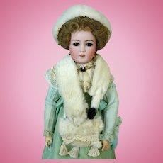Antique German Bisque Head Doll Simon Halbig S&H 1159