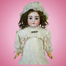 Johann Daniel Kestner JDK 164 Antique German Bisque Head Doll