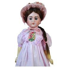 Bahr & Proschild B&P 275 DEP Antique German Bisque Head Doll